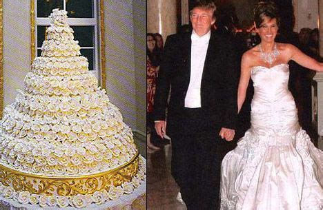 donald trump wedding 5 ridiculously over the top extravagant celebrity