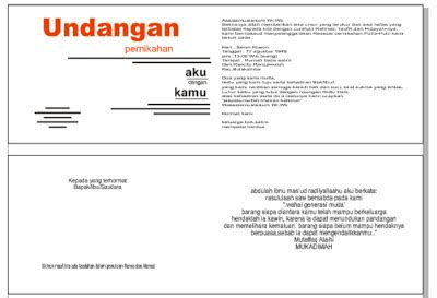 membuat kartu undangan dengan corel draw x5 undangan pernikahan corel free joy studio design gallery