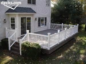 deck colors for grey house trex composite deck and rail for the back yard
