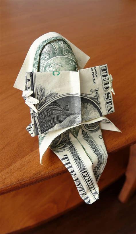 Money Origami Book - reading book money origami money dollar origami