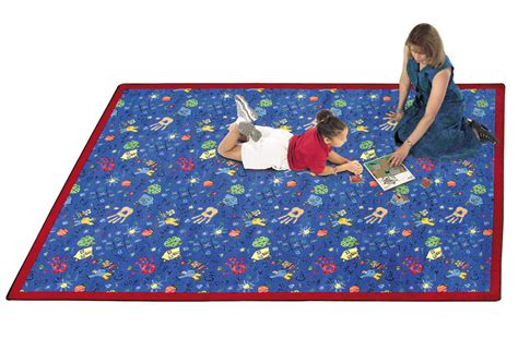 Kid Play Mats Rubber by Carpets Scribbles High Quality Play Mats
