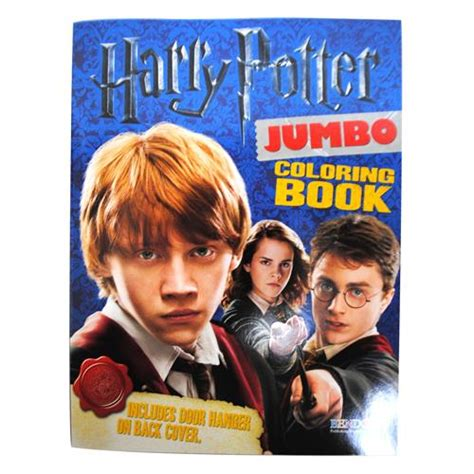 Wholesale Harry Potter Jumbo Coloring And Activity Book Glw
