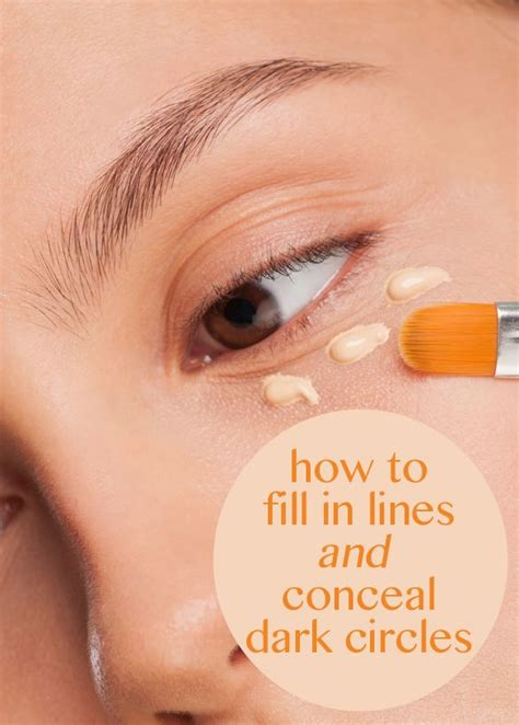 How To Fill Thin Hair Lines | if you need your concealer to do more than cover circles