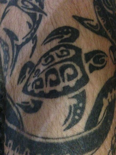 sea tribal tattoos tribal sea turtle ink work