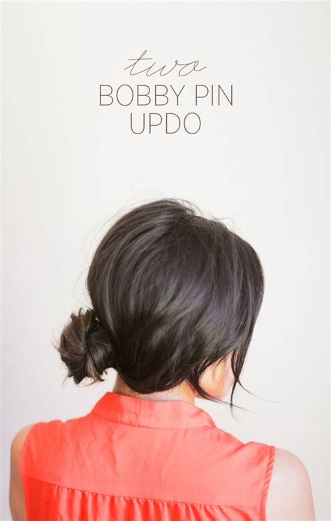 back to school hairstyles without bobby pins creative ways to wear bobby pins pretty designs