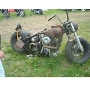 Old Rat Bobber  Harley Davidson Pinterest