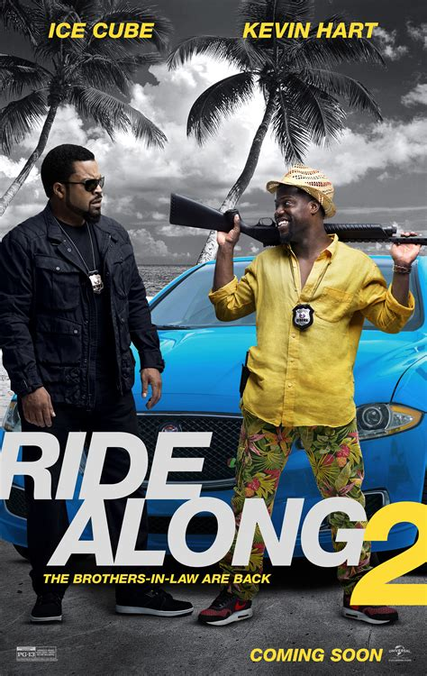 film film action comedy first poster for ride along 2 blackfilm com read