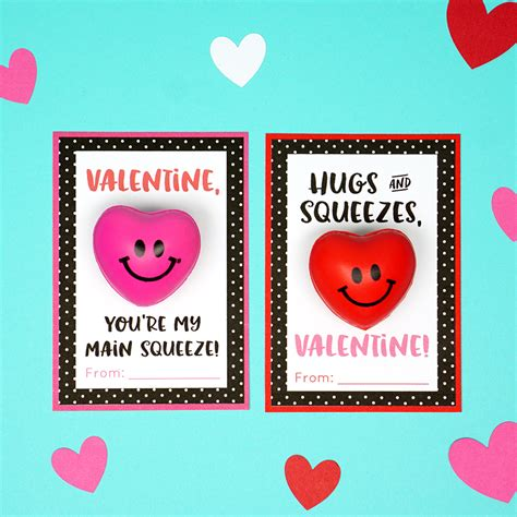 valentines day cards squishy cards happiness is