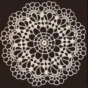 lace doilies vintage thread crochet doilies page doily