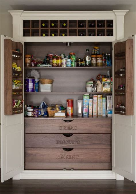 dispense da cucina oltre 25 fantastiche idee su design della dispensa cucina