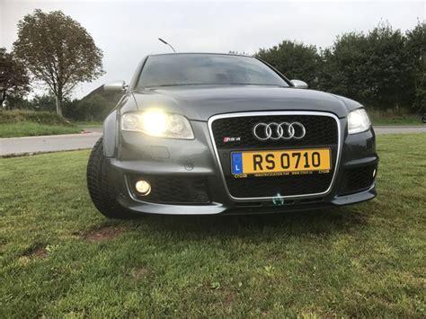 Audi V8 4 2 by Audi Rs4 Avant V8 4 2 Quattro Catawiki