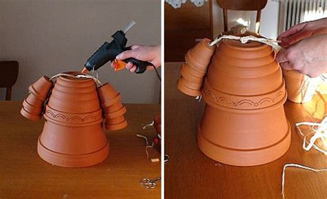How To Deco Diy Pot Diy Garden Decoration Ideas Dolls Made Of Clay Flower Pots