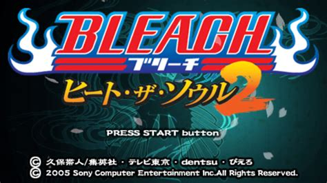 emuparadise bleach bleach heat the soul 2 japan iso