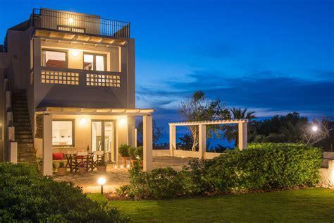 sea side houses almyra seaside houses hersonissos crete greece