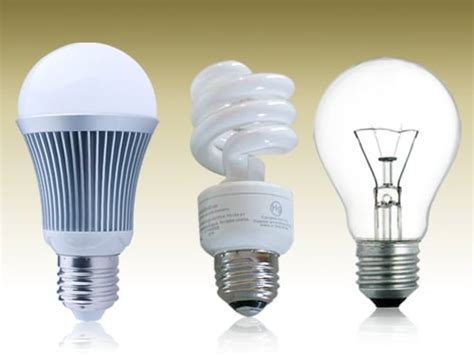 آن الأوان لتحويل إضاءة بيتك الى نوع Led Led Light Bulbs Vs Incandescent Vs Cfl