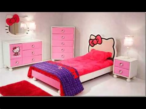 desain kamar hello kitty desain kamar hello kitty pink youtube