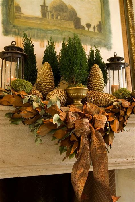 20 fall home decor for mantel ideas 5 pinarchitecture