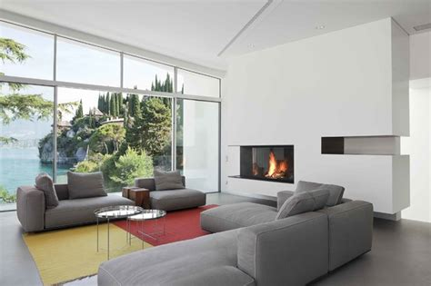 bentlage kamine holzkamine contemporary living room munich by