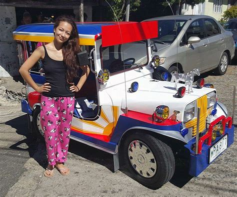 Mini Jeep Philippines Meet Jeepito The World S Smallest Jeepney Top Gear Ph