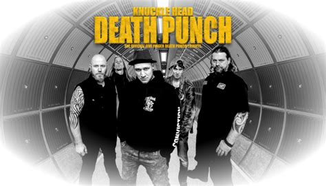 five finger death punch in your head five finger death punch by knuckle head death punch