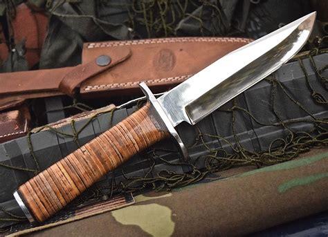 Handmade Combat Knives - knife store cfk usa custom handmade mirror d2
