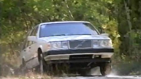 volvo  sedan wagon test drive