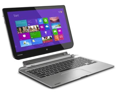 toshiba satellite click: a large tablet/laptop for $600
