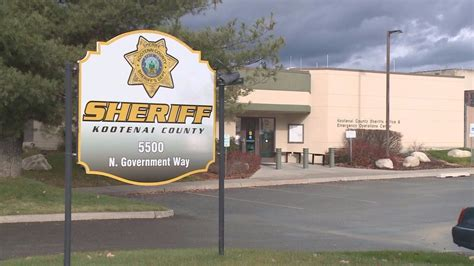 Kootenai County Arrest Records Kootenai Co Hits Record High Inmate Population Krem
