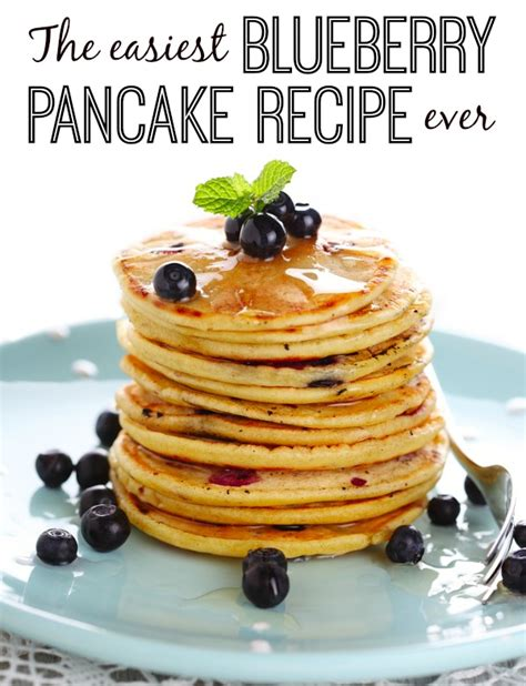 blueberry pancake recipe easy blueberry pancakes and how to score yourself a mid