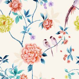 patternbank oriental flight curated royalty free stock print pattern trend story