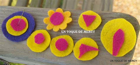 un toque de mercy flores de fieltro moldes patrones auto design tech un toque de mercy flor de fieltro