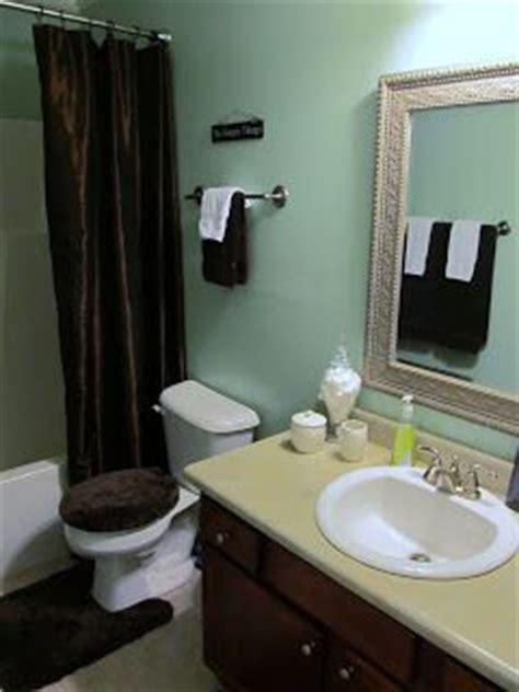 brown and teal bathroom decor teal and brown bath home decor pinterest