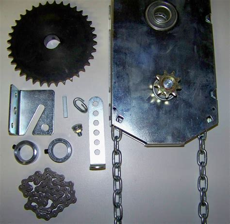 Chanin Hoist Garage Door Chain Parts