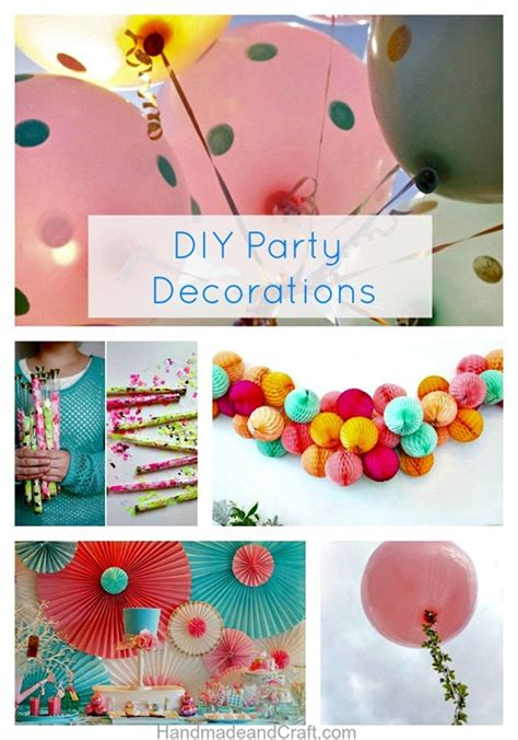 Diy Decoration Ideas by Diy Decorations 10 Inspiring Ideas