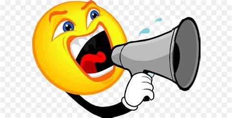 cartoon boat sound horn megaphone clip art no noise cliparts png download