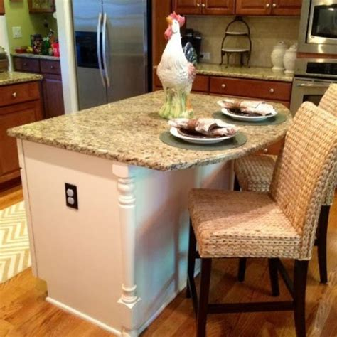 Kitchen Island Makeover Ideas 20 Awesome Chalk Paint Furniture Ideas Diy Ready