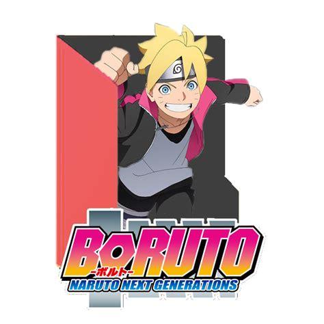 boruto icon boruto naruto next generation folder icon by adiityaa on