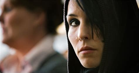 noomi rapace girl with the dragon tattoo pippi longstocking and lisbeth salander with