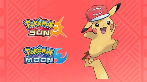 Sun And Moon Pokemon Giveaway - the final pikachu giveaway for pokemon sun and moon is on now gogame com