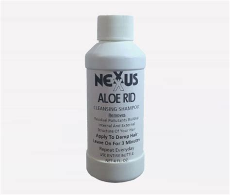 What Is Nexxus Rid Detox Shoo by Nexxus Aloe Rid