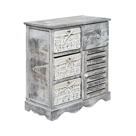 antique white 1 drawer bedside l table shabby french mobili rebecca cabinet bedside table 4 drawer 1 door white
