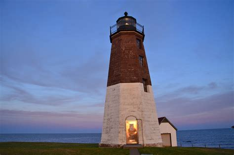 most beautiful lighthouses in new england