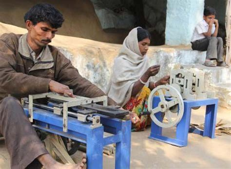 bamboo stick making machine paresh panchal national