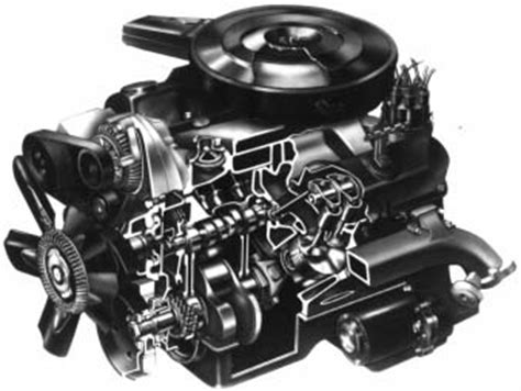 la chrysler small block v8 engines