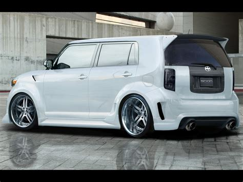 scion cube custom scion xb custom 2004 wallpaper 1280x720 40027