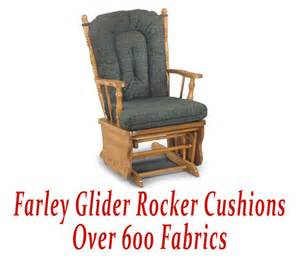 Replacement Glider Rocking Chair Cushions Glider Rocker Chair Replacement Cushions