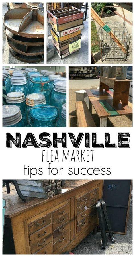 Tips For Flea Market Shopping by Flea Market Shopping At The Nashville Flea Market With
