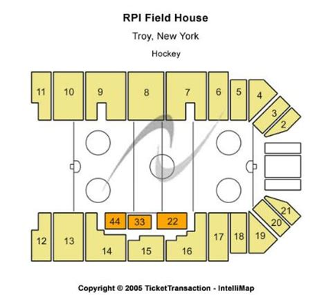 Rpi Field House by Rpi Fieldhouse Tickets And Rpi Fieldhouse Seating Chart