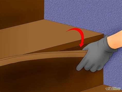 How To Install Laminate Flooring Step By Step by 3 Ways To Install Laminate Flooring On Stairs Wikihow