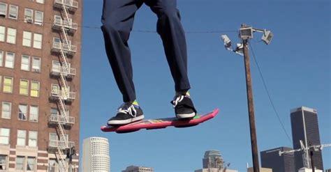 skateboard volante huvr lancia lo skateboard volante autori fanpage